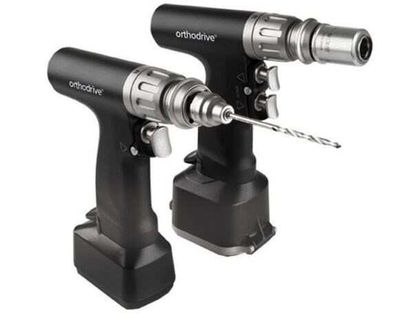 Drill surgical power tool / battery-powered / orthopedic surgery